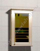 "Шкаф-зеркало для ванной комнаты с подсветкой ""Челси-1 АЛЕКС-55R береза"""