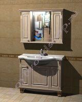 """Мебель в ванную комнату """"Челси-2 УОРВИК-100 береза"""""""