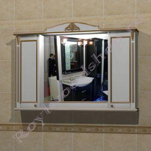 "Зеркало-шкаф ""Руссильон PROVENCE-150 светлое дерево"""